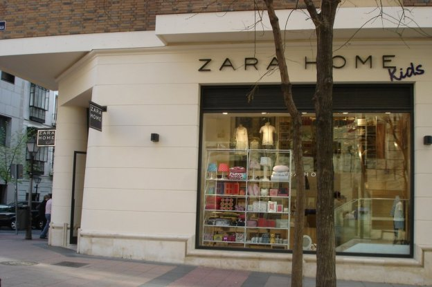 Zara Home Kids Calle Hermosilla Madrid