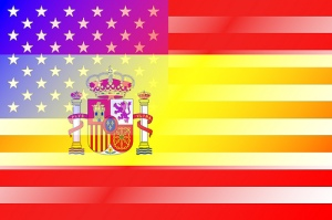 Mixed Spanishized flag