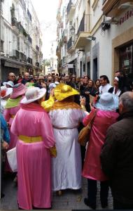 Carnaval older women