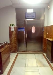Maternity Ward Spain Hospital