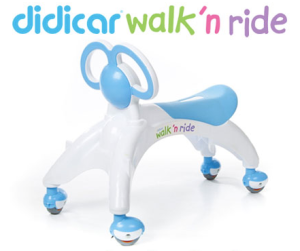 Walk and Ride toy, Didicar