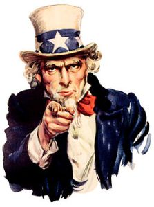 US Taxes Uncle Sam