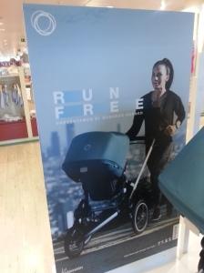 Bugaboo Running stroller