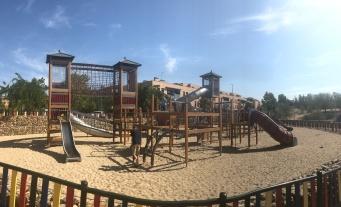 Park in Las Rozas, Madrid