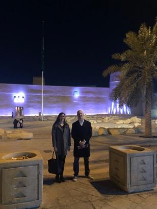 Masmak fort, Riyadh